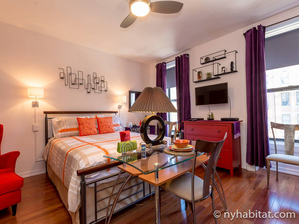 New York - Studio apartment - Apartment reference NY-16336
