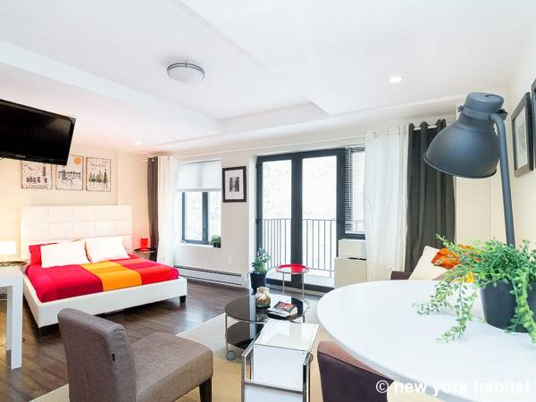 New York - Studio apartment - Apartment reference NY-16342