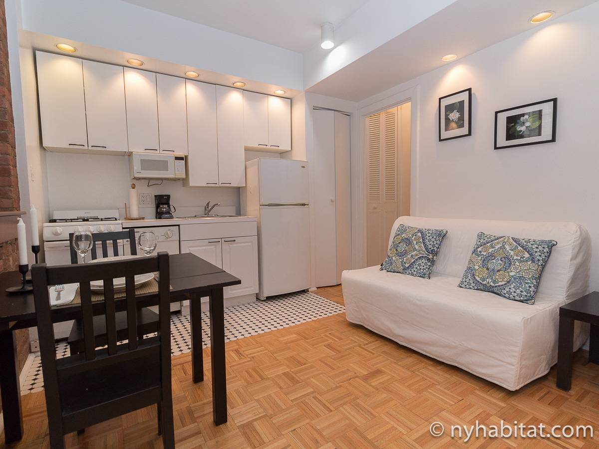 New York - Alcove Studio apartment - Apartment reference NY-16346