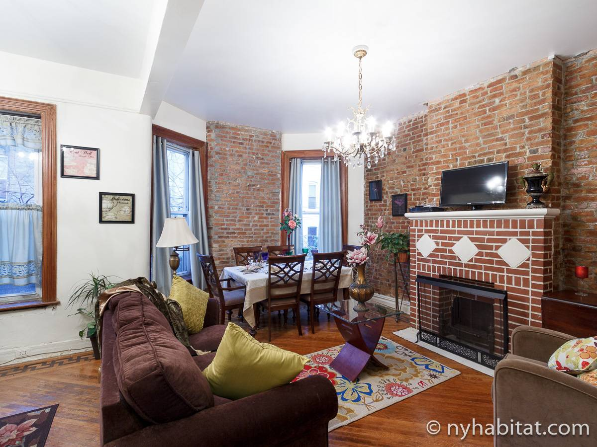 New York - 1 Bedroom accommodation - Apartment reference NY-16357