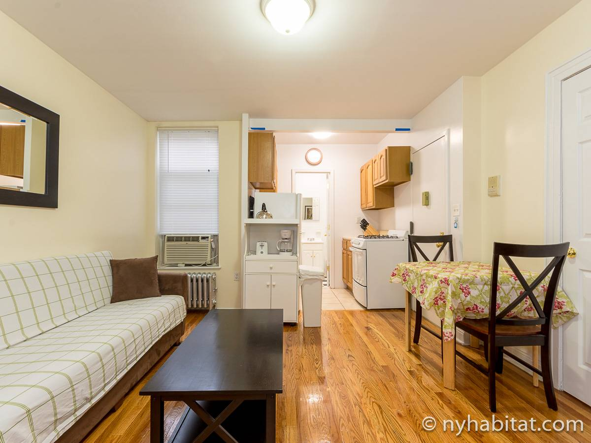 New York - 1 Bedroom apartment - Apartment reference NY-16371