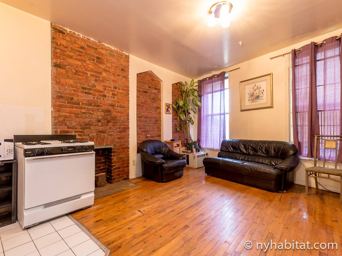 New York - 1 Bedroom apartment - Apartment reference NY-16382
