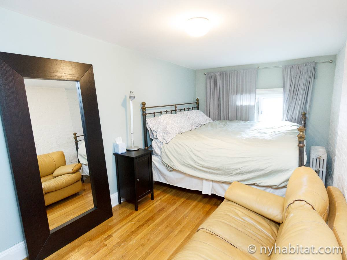 New York - 2 Bedroom roommate share apartment - Apartment reference NY-16384