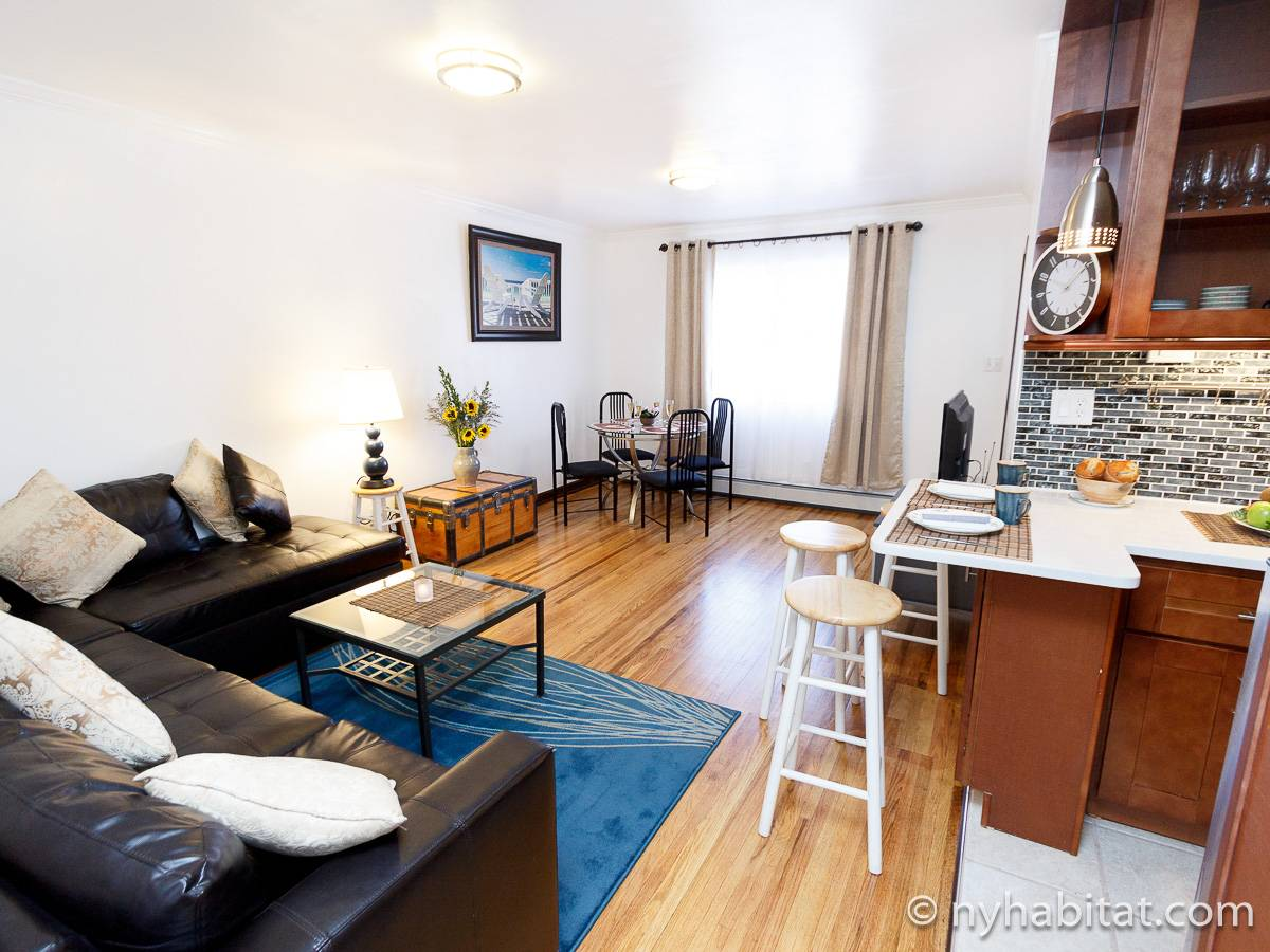 New York - 3 Bedroom accommodation - Apartment reference NY-16388