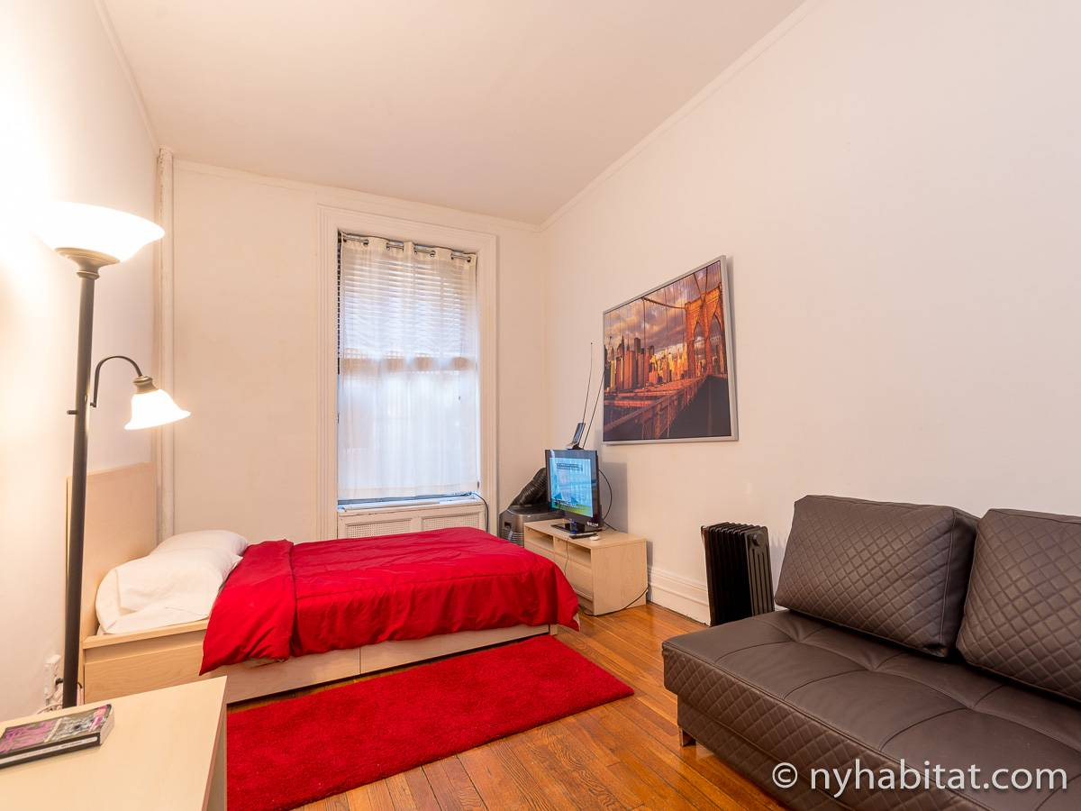 New York - Studio apartment - Apartment reference NY-16392
