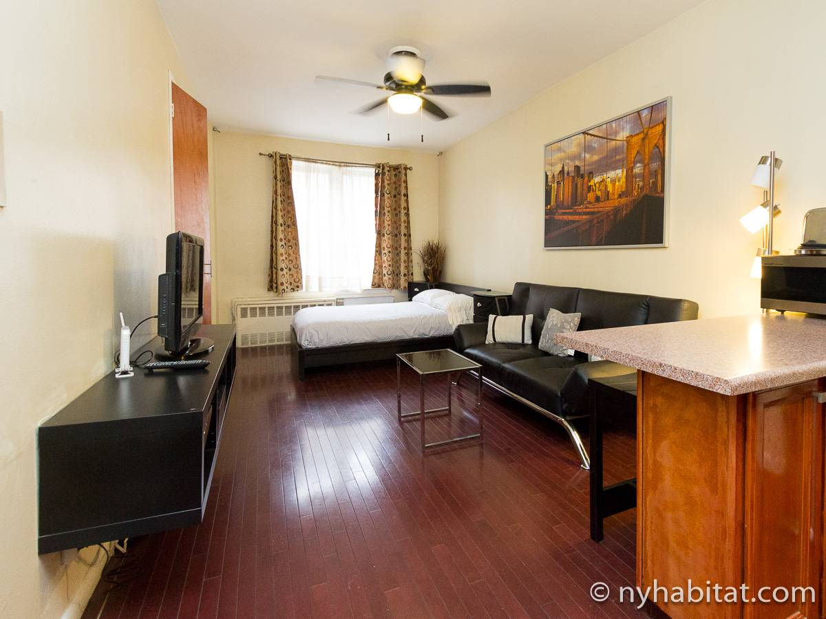 New York - Studio apartment - Apartment reference NY-16399