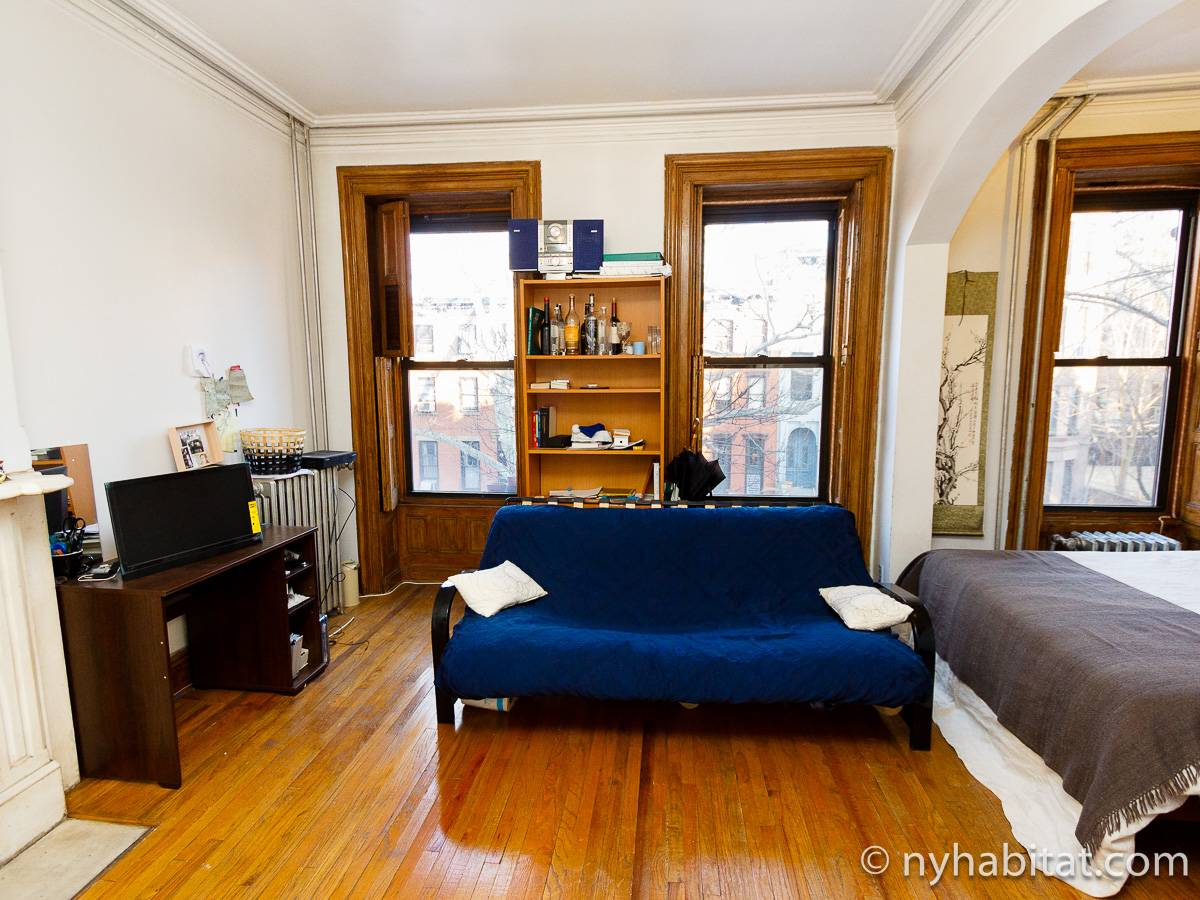 New York - Studio apartment - Apartment reference NY-16409