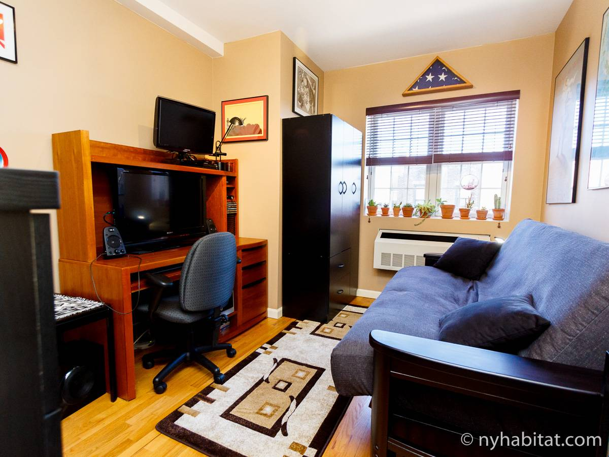 New York - 2 Bedroom roommate share apartment - Apartment reference NY-16438