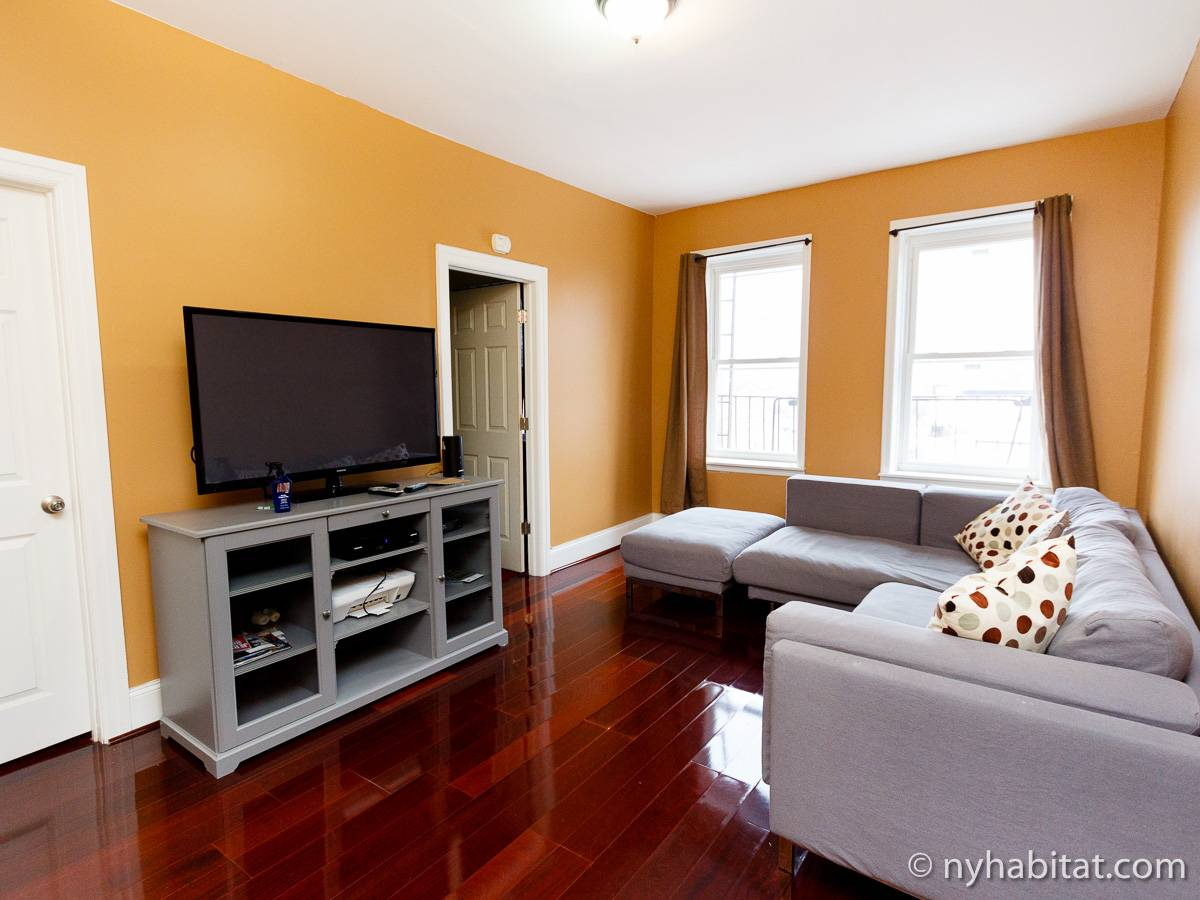 New York Apartment: 2 Bedroom Apartment Rental in Brooklyn ...