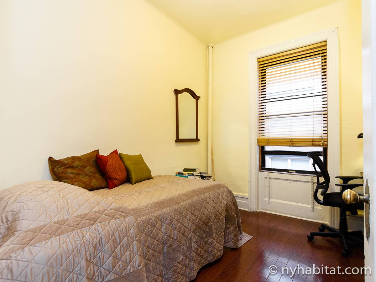 New York - 2 Bedroom roommate share apartment - Apartment reference NY-16448