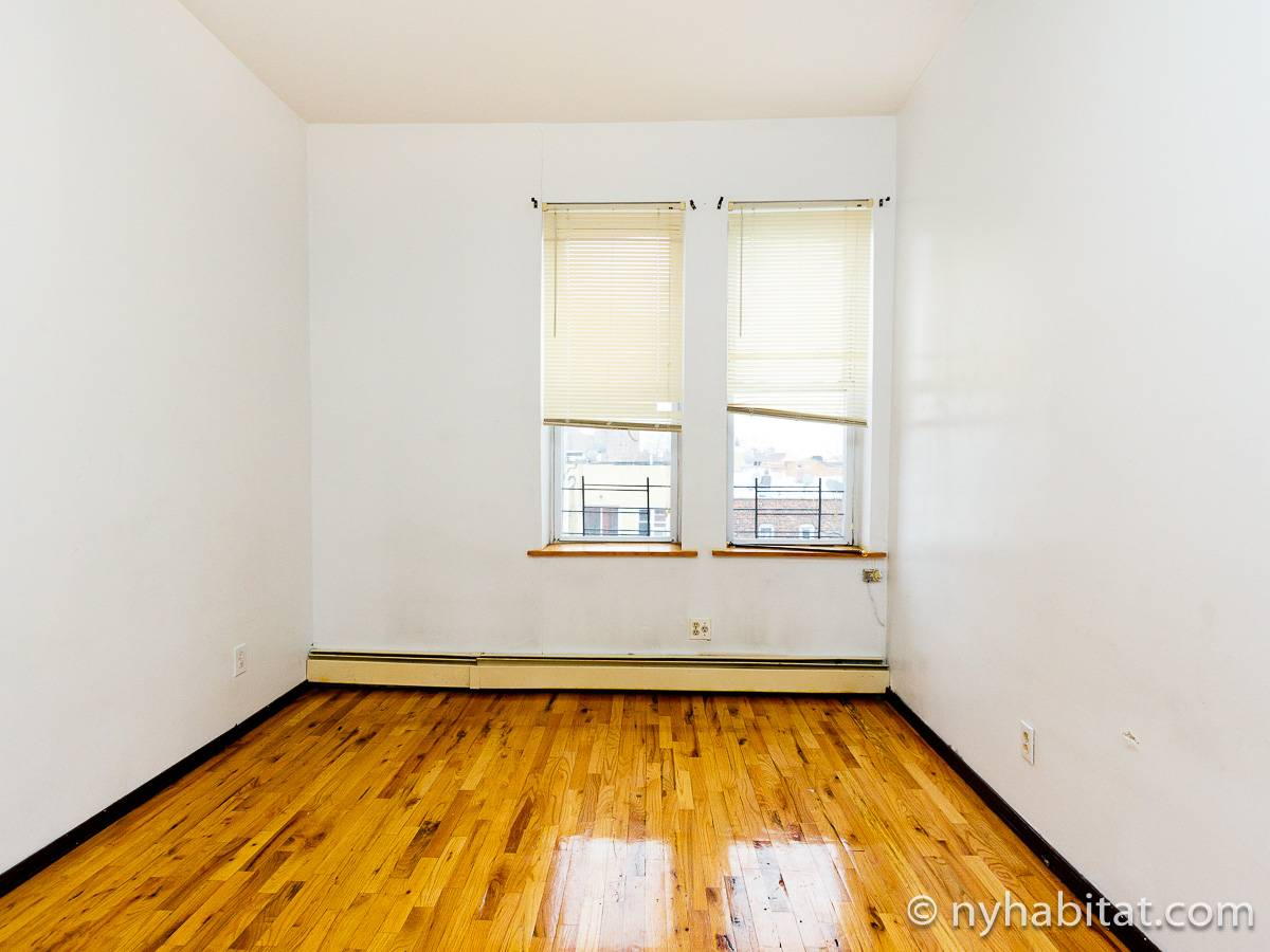 New York - 3 Bedroom roommate share apartment - Apartment reference NY-16453