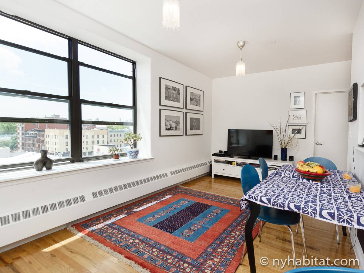 New York - 2 Bedroom accommodation bed breakfast - Apartment reference NY-16473