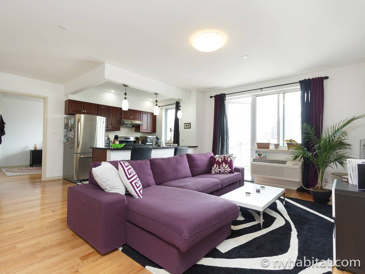New York - 1 Bedroom apartment - Apartment reference NY-16503