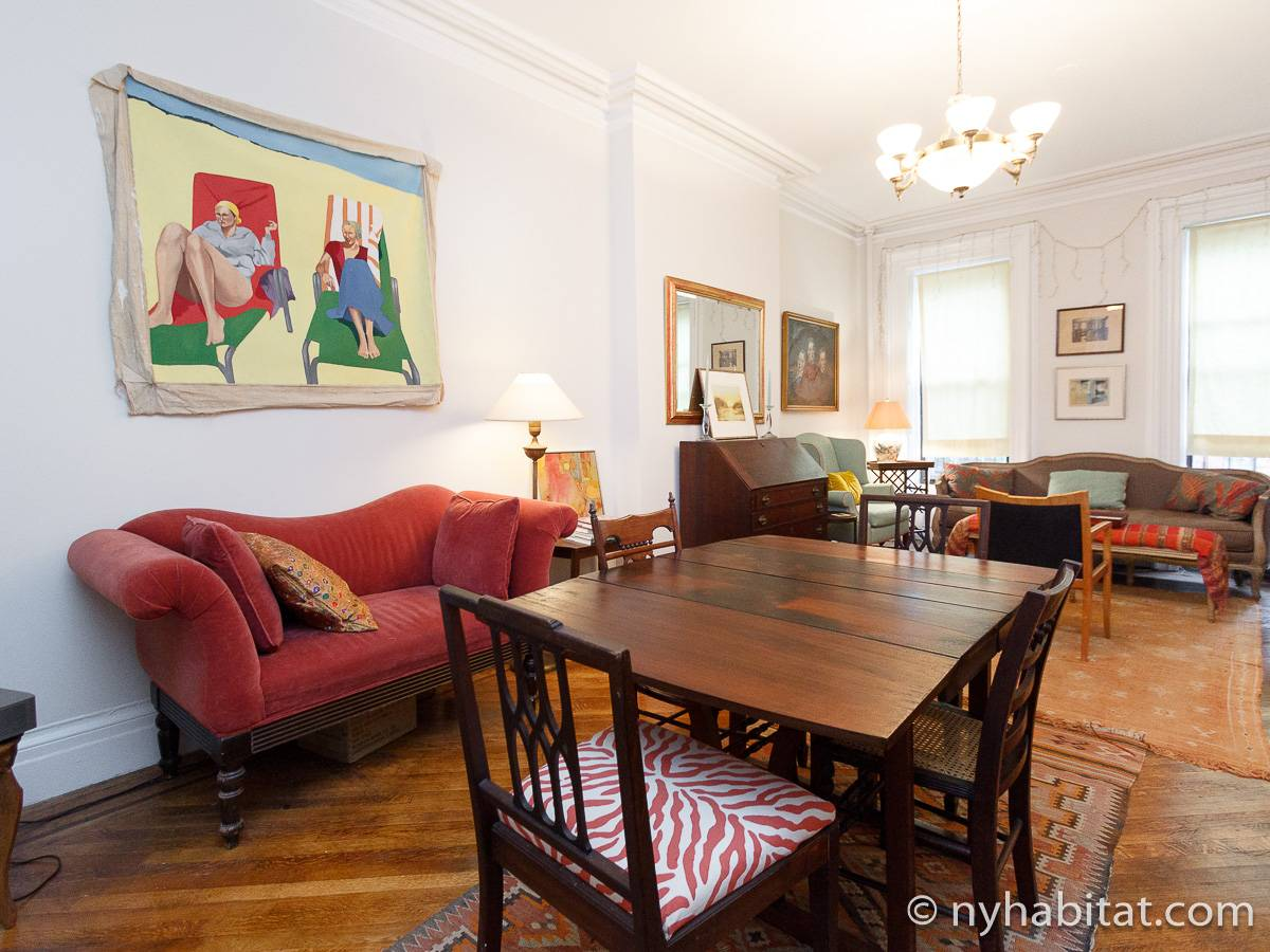 New York - 2 Bedroom apartment - Apartment reference NY-16507