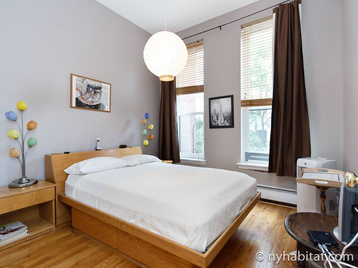 new york apartment: 3 bedroom duplex apartment rental in
