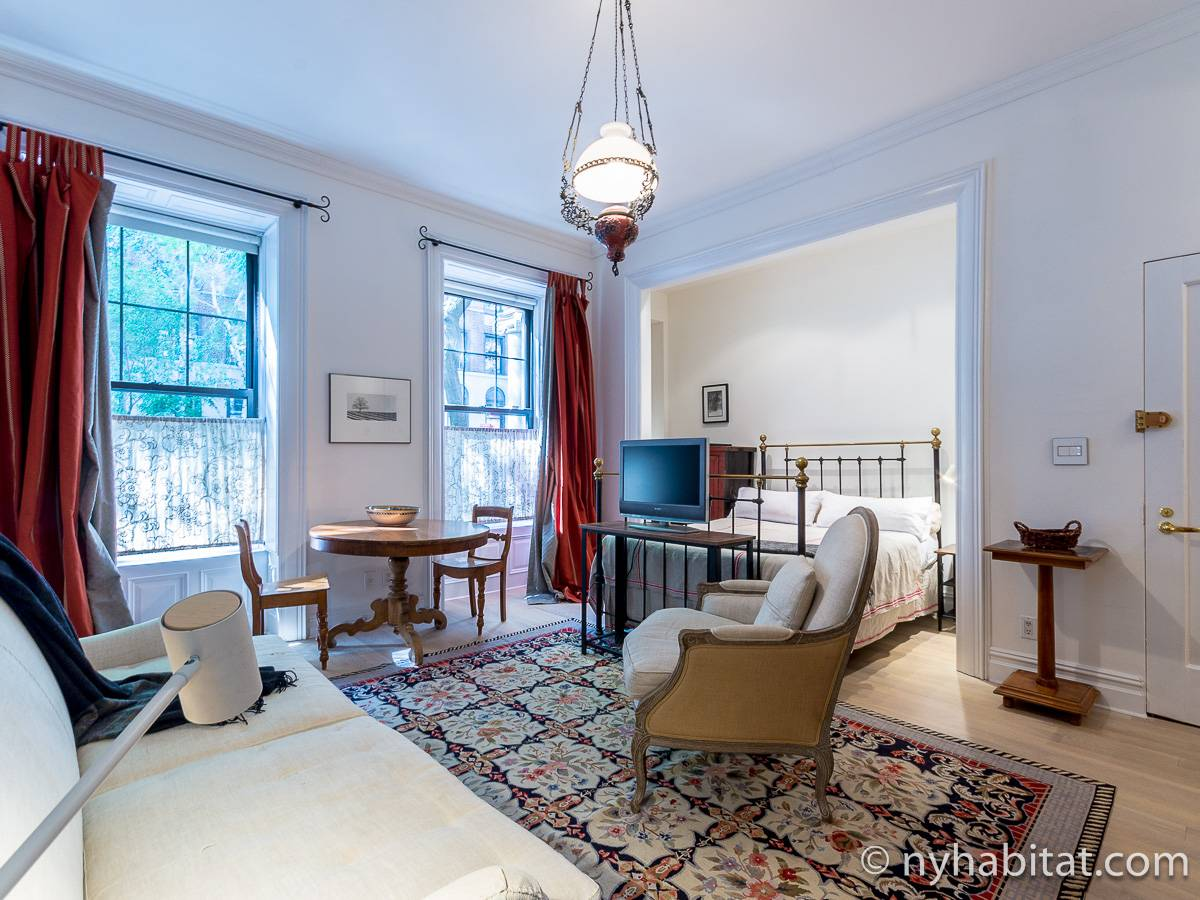 New York - 4 Bedroom roommate share apartment - Apartment reference NY-16530