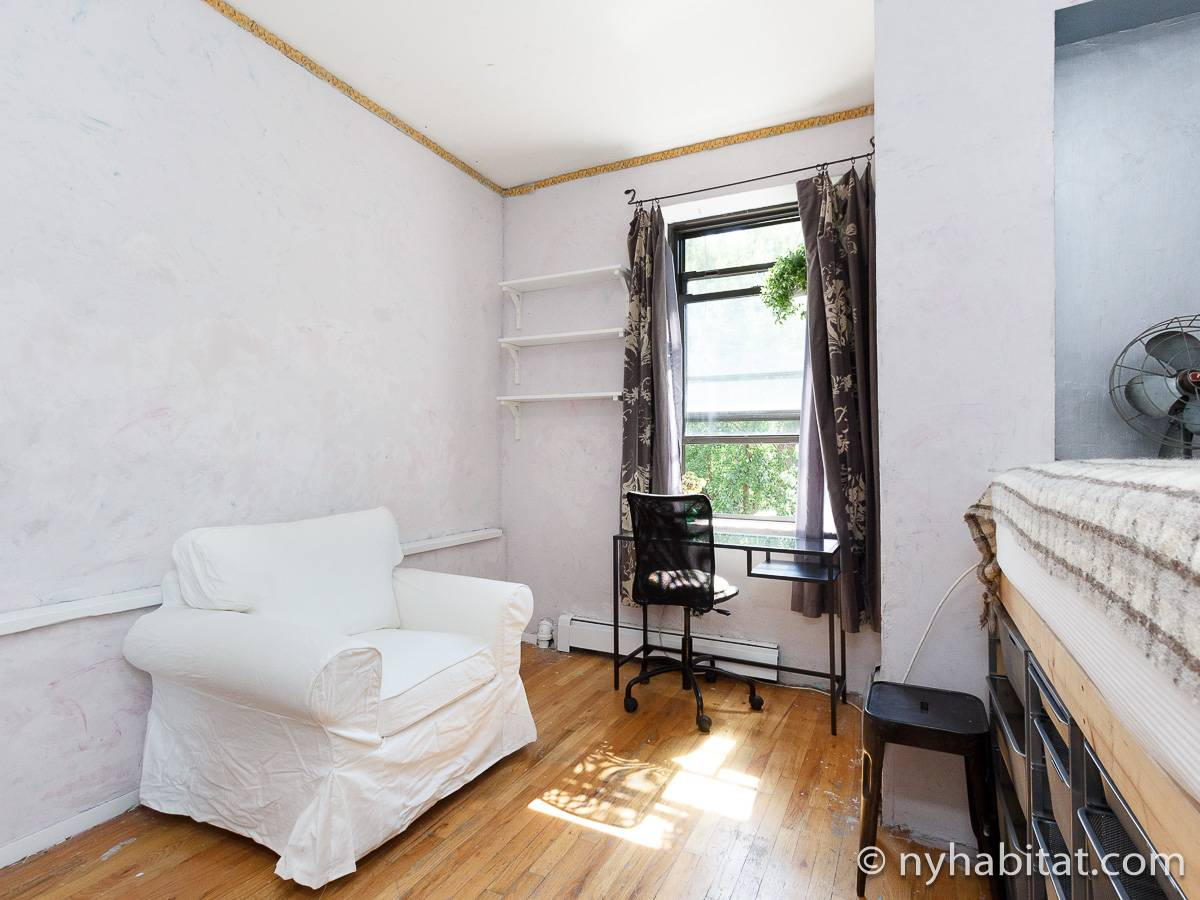 New York - 2 Bedroom roommate share apartment - Apartment reference NY-16533
