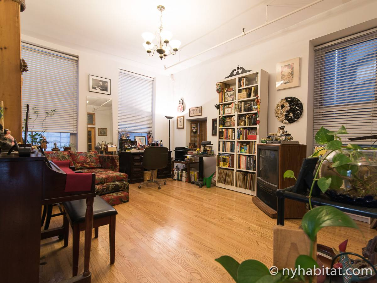 New York - 4 Bedroom roommate share apartment - Apartment reference NY-16542