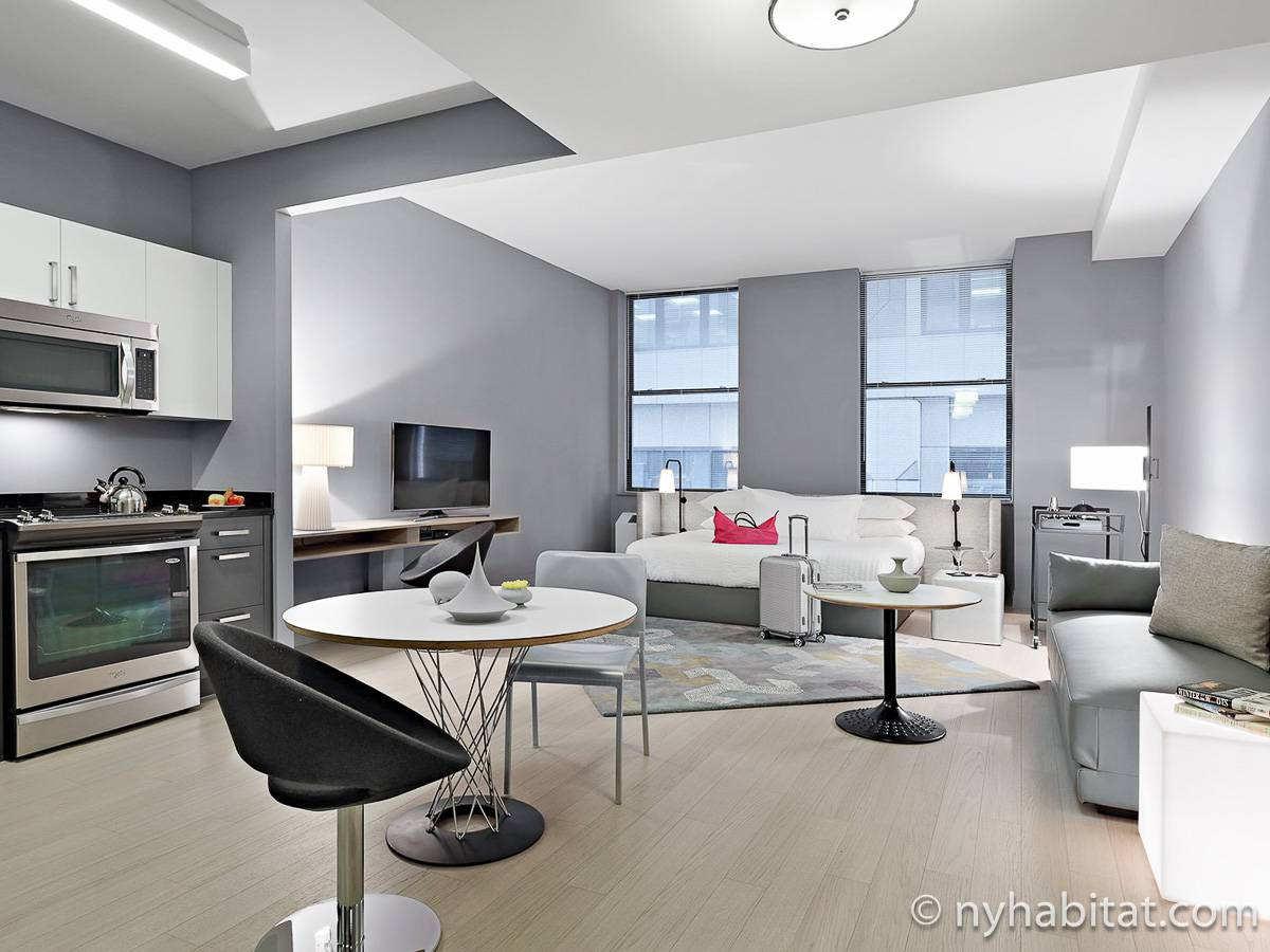 New York - Studio accommodation - Apartment reference NY-16575