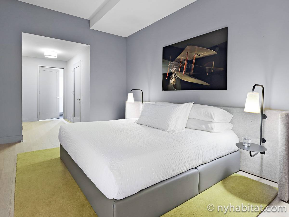 New York - 1 Bedroom accommodation - Apartment reference NY-16576