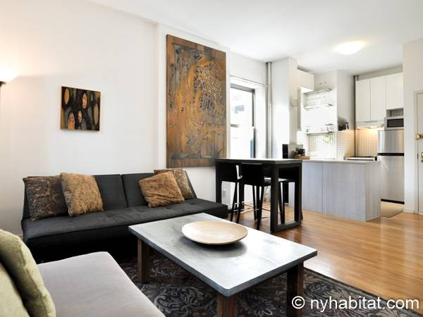 New York - Alcove Studio apartment - Apartment reference NY-16583