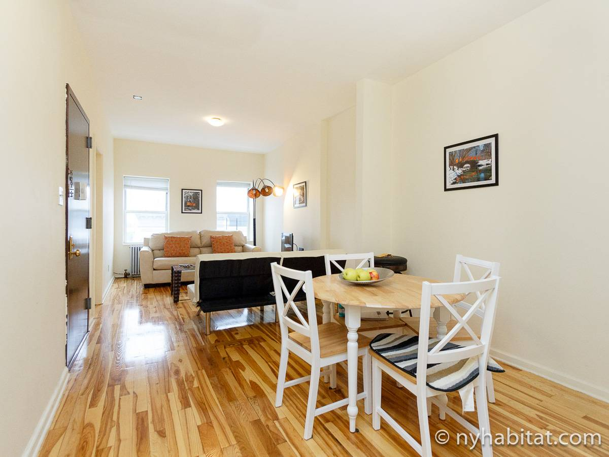 New York - 4 Bedroom apartment - Apartment reference NY-16601
