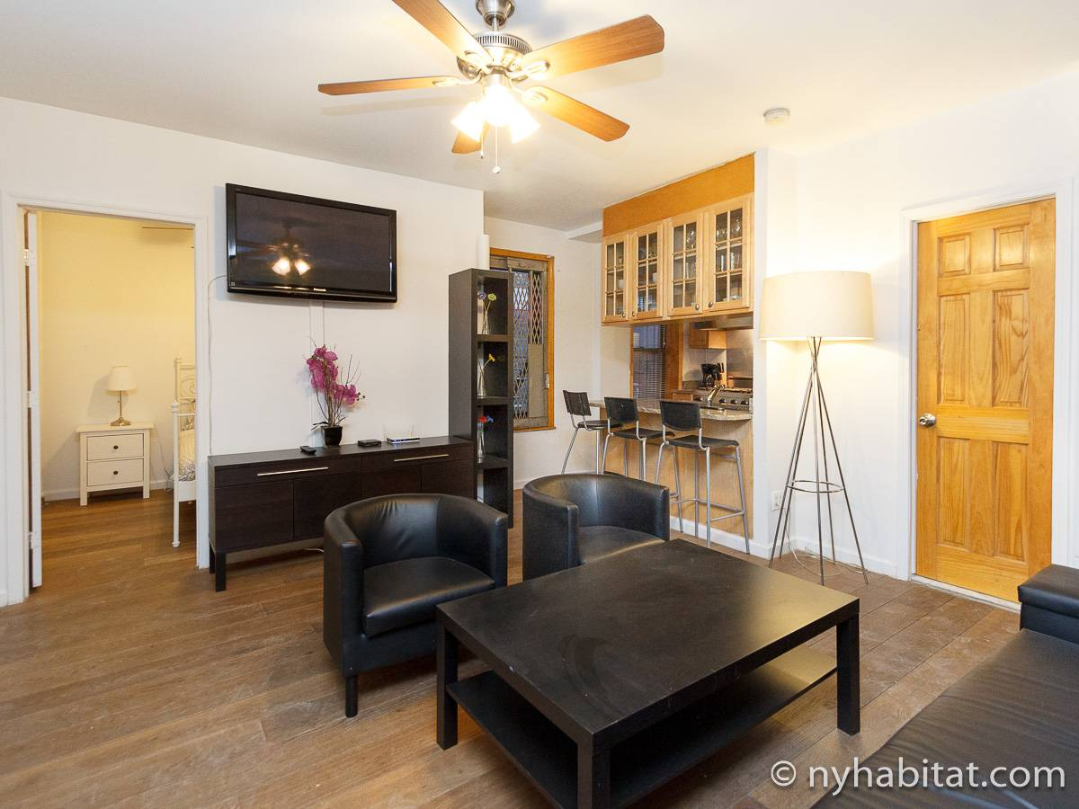 New York - 3 Bedroom apartment - Apartment reference NY-16610