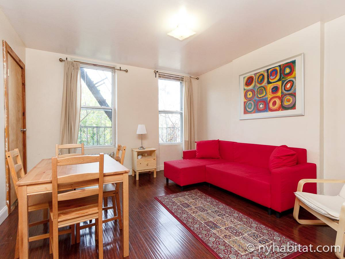 New York - 1 Bedroom apartment - Apartment reference NY-16617