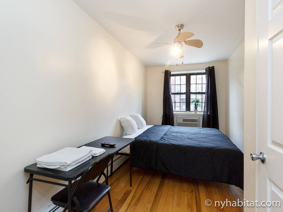 What constitutes a bedroom in ny for Zetapark small room for rent