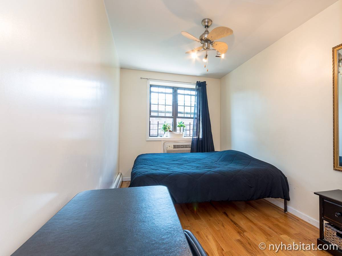 New York - 3 Bedroom roommate share apartment - Apartment reference NY-16622