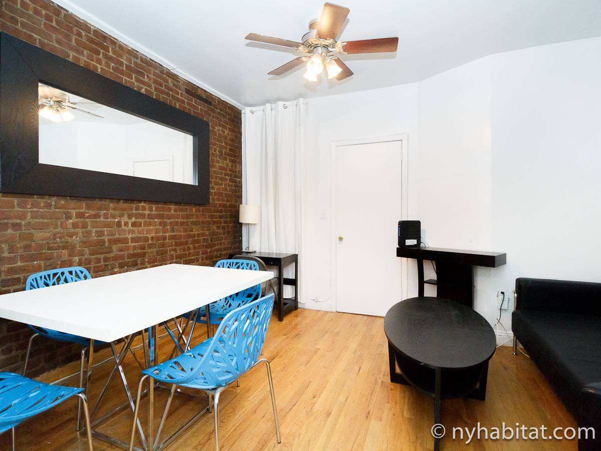 New York - 4 Bedroom apartment - Apartment reference NY-16628