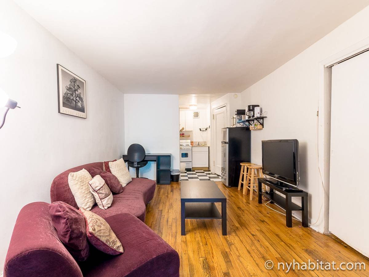 New York - 1 Bedroom apartment - Apartment reference NY-16634