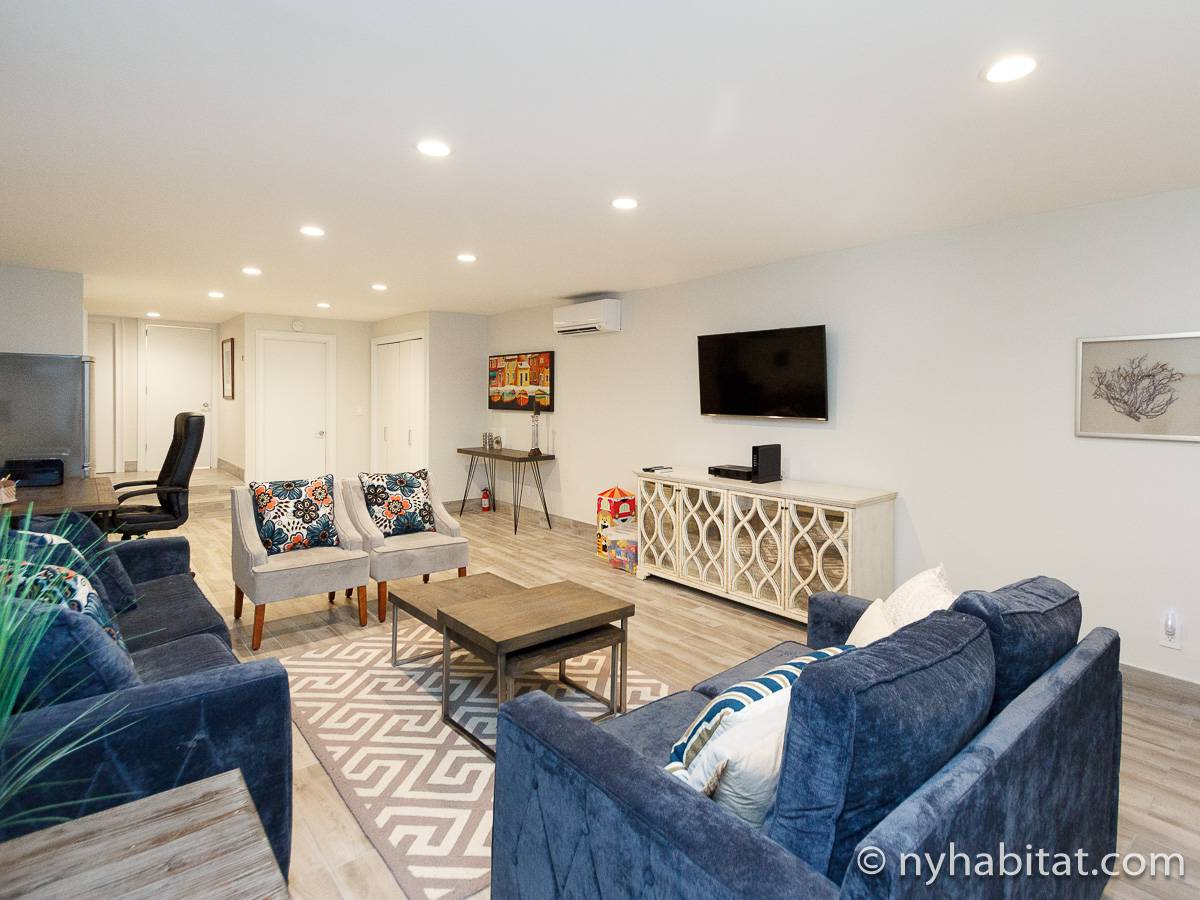 New York - 4 Bedroom accommodation - Apartment reference NY-16635