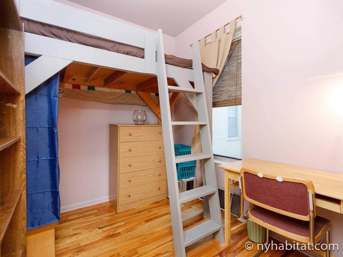 New York - 3 Bedroom roommate share apartment - Apartment reference NY-16656