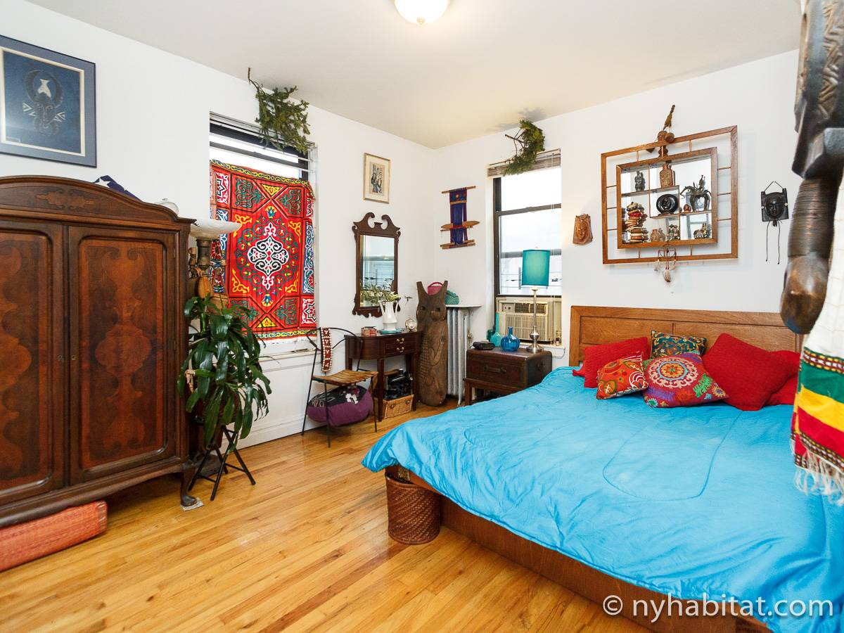 New York - 2 Bedroom roommate share apartment - Apartment reference NY-16660