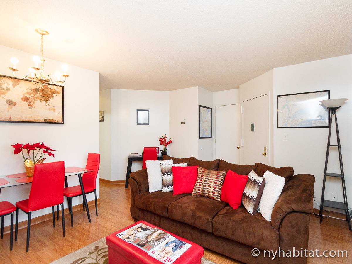 New York - 1 Bedroom apartment - Apartment reference NY-16694