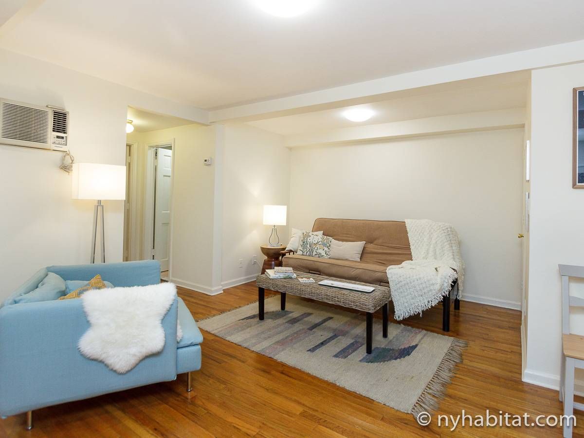 New York - 1 Bedroom accommodation - Apartment reference NY-16696
