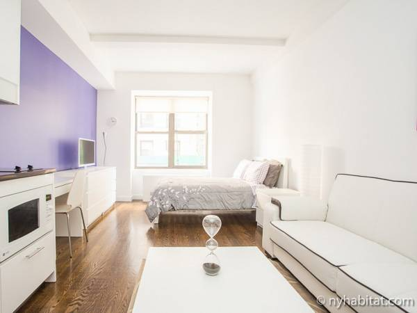 New York - Studio apartment - Apartment reference NY-16702