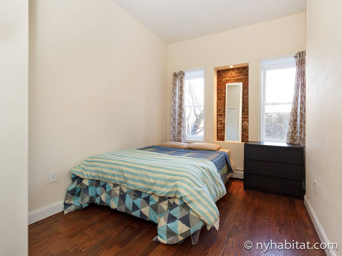 New York - 3 Bedroom roommate share apartment - Apartment reference NY-16712