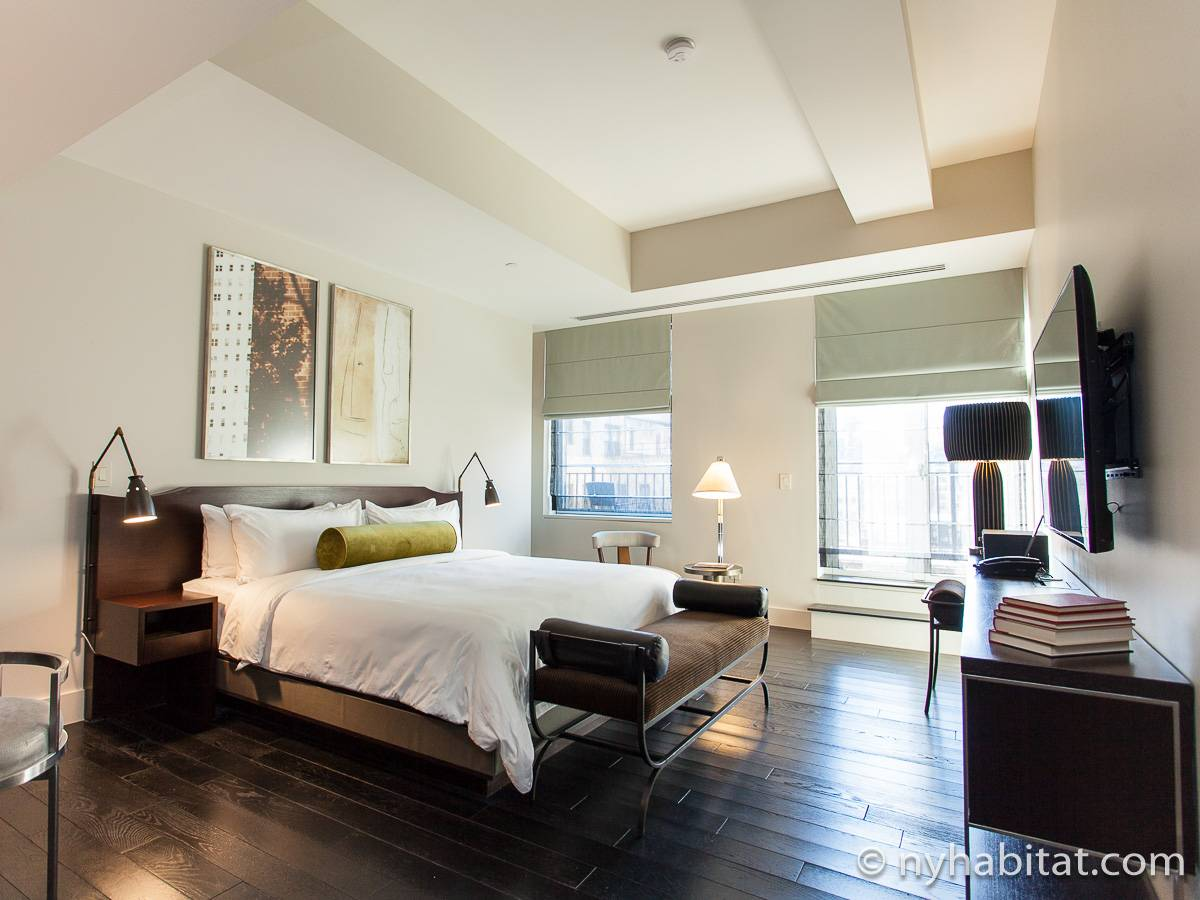 New York Accommodation Studio Apartment Rental In Murray Hill