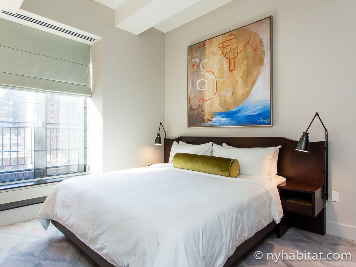 New York - 1 Bedroom accommodation - Apartment reference NY-16717