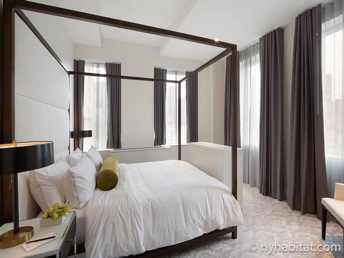 New York Apartment 3 Bedroom Duplex Penthouse Apartment Rental In