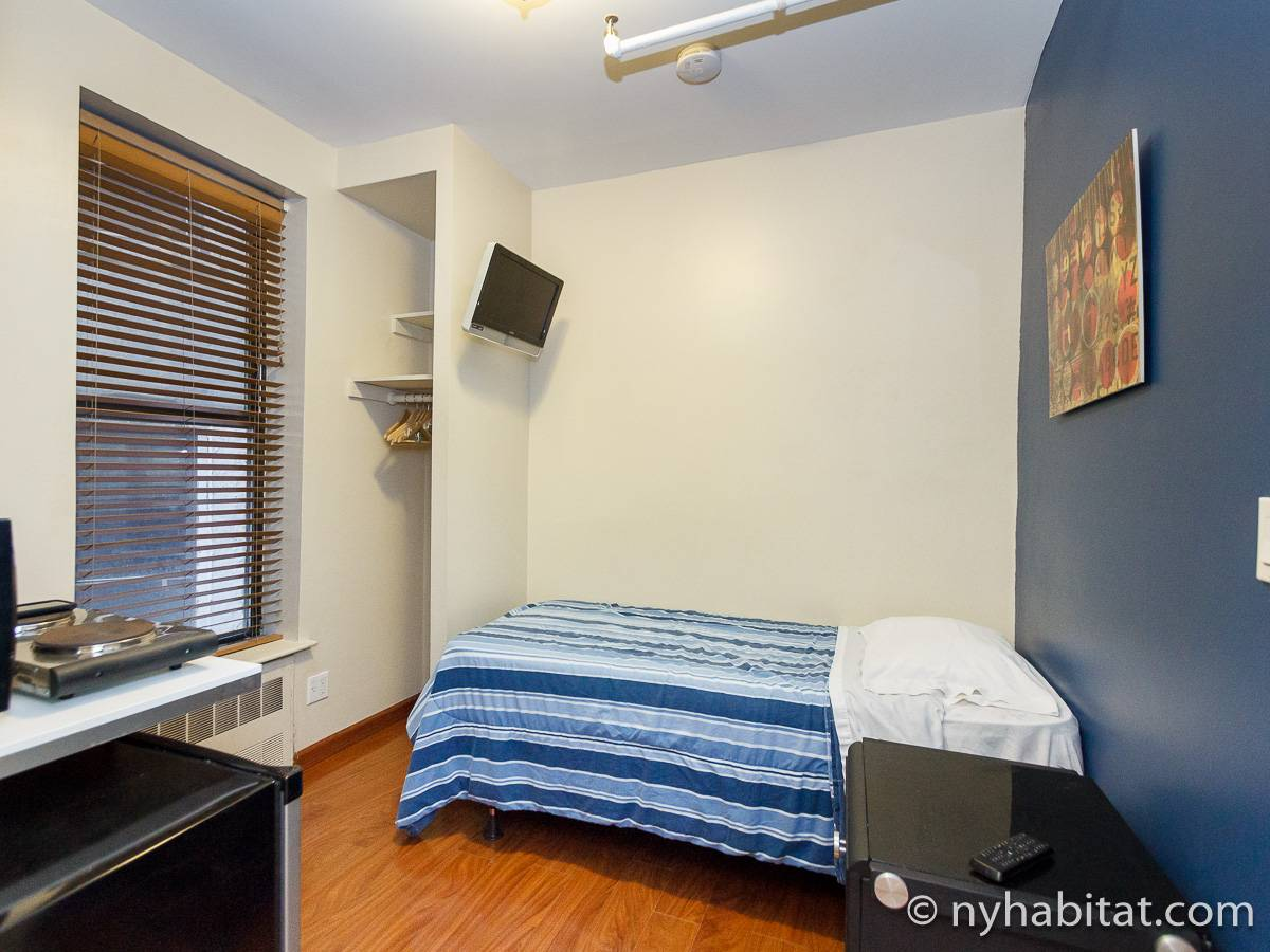 New York - Studio apartment - Apartment reference NY-16734