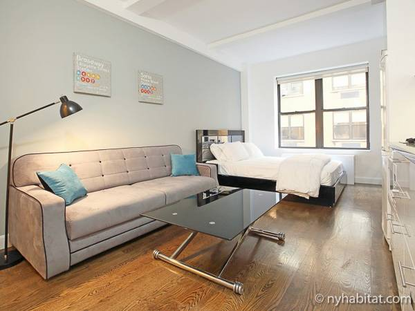 New York - Studio apartment - Apartment reference NY-16754