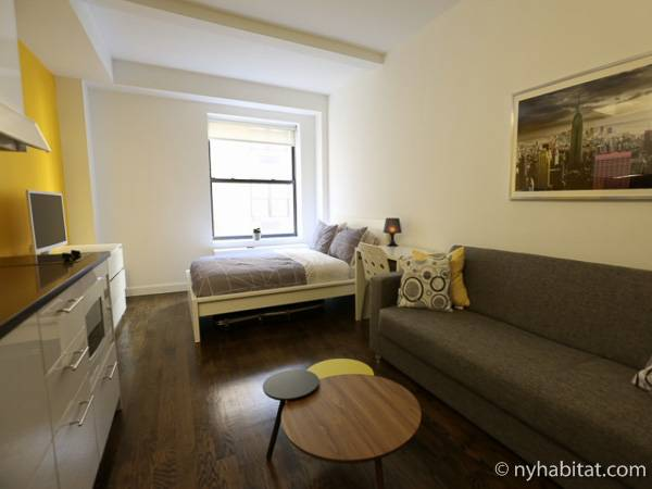 New York - Studio apartment - Apartment reference NY-16760