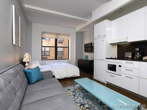 New York - Studio apartment - Apartment reference NY-16772