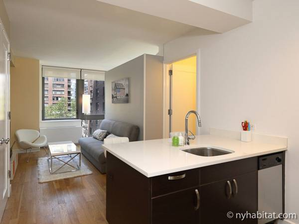 New York - Alcove Studio apartment - Apartment reference NY-16775
