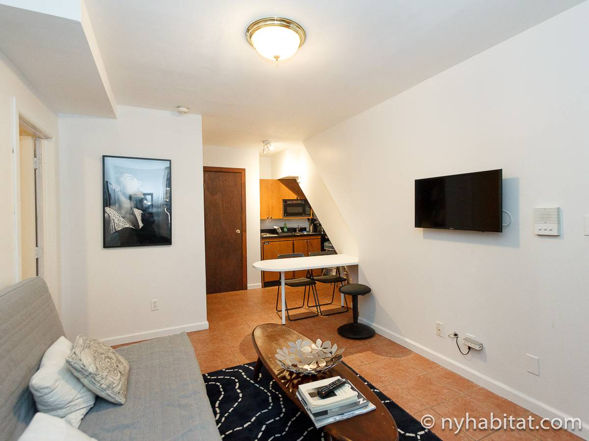 New York - 1 Bedroom accommodation - Apartment reference NY-16781
