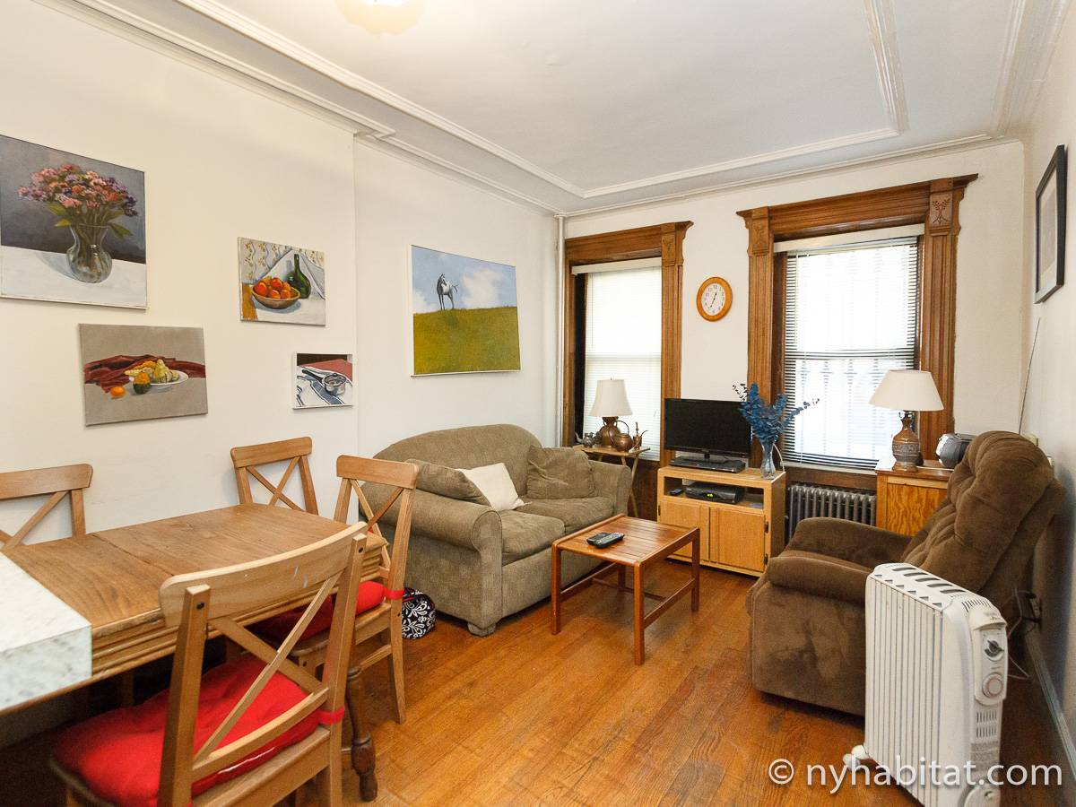 New York - 1 Bedroom accommodation - Apartment reference NY-16783