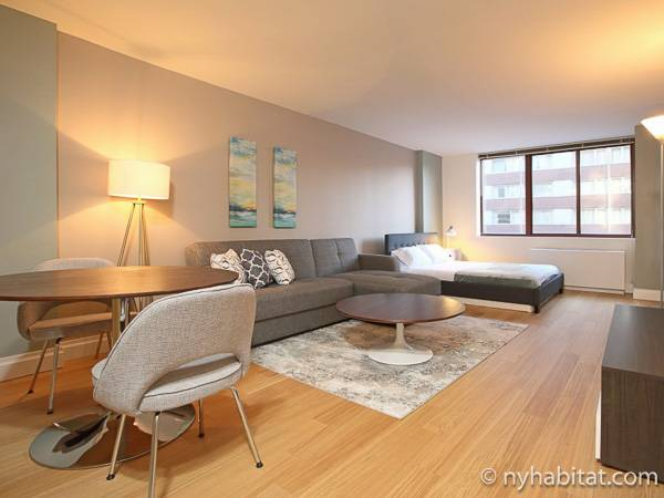 New York - Studio T1 logement location appartement - Appartement référence NY-16785